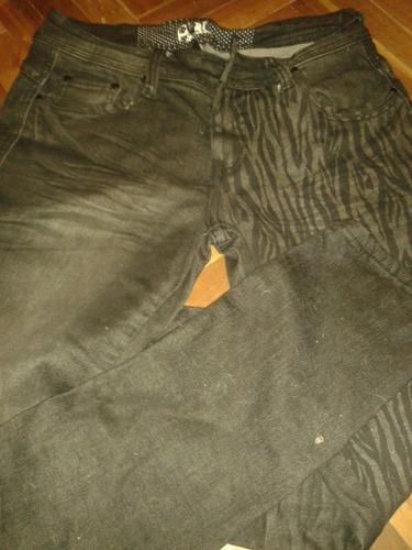 jean pantalón marca piaf talle m o 28 aprox.