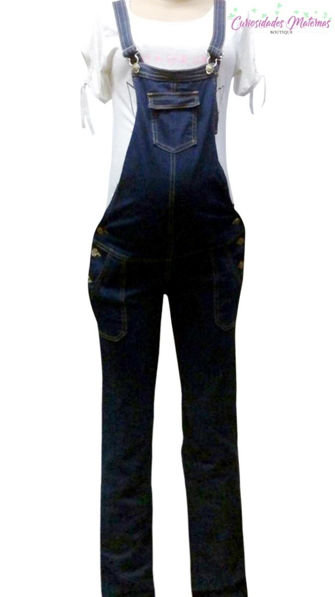 8908c9a42 jean pantalón overol braga de maternidad tallas grandes. Cargando zoom.