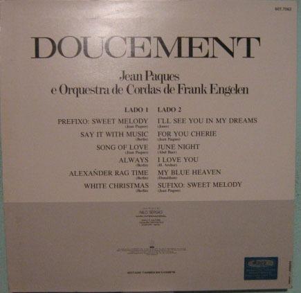 jean paques & orquestra frank engelen - doucement vol-3