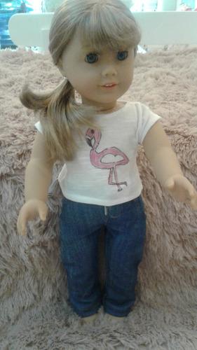 jean para muñeca american girl