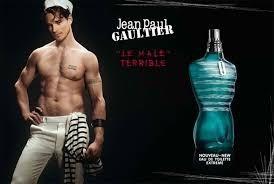 jean paul gaultier le male terrible 125ml caballero original