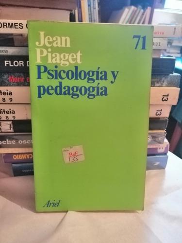 jean piaget psicologia y pedagogia   #dc
