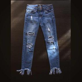 5d135ee3c6 Short Damas Jeans Rotos - Ropa
