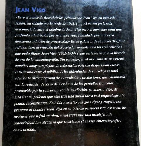 jean vigo - paulo e. salés gomés - edit. circe - 1999