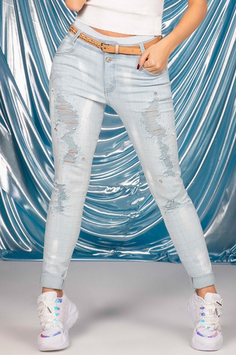 jean y pantalón mujer, moderno, silueta suelta tendencia