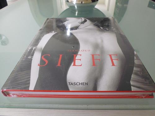 jeanloup  / sieff / taschen / libro / fotografo / frances /