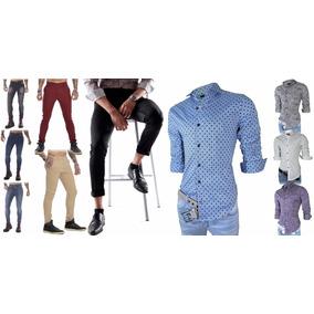 80e163669e86e Pantalon Gabardina Y Camisa Hombre en Mercado Libre Argentina