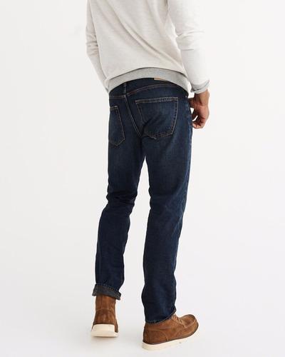 jeans abercrombie calça