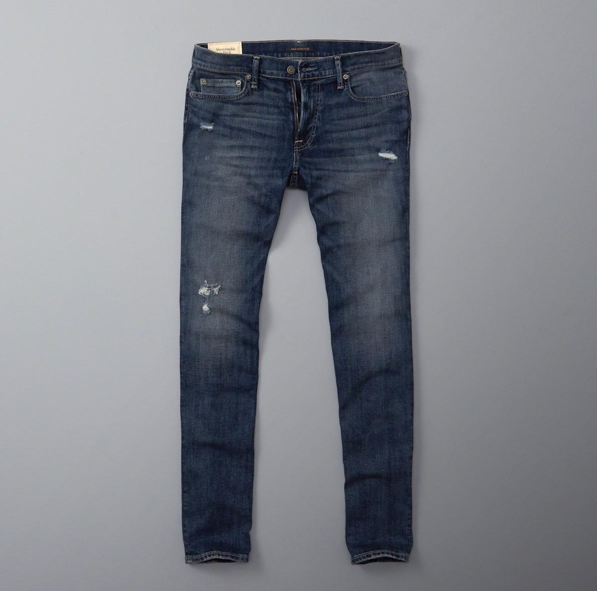 Pantalones Abercrombie & Fitch Para Hombre