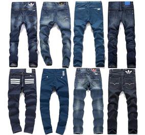 Pantalon Jeans Adidas Hombre 65 Descuento Bosca Ec