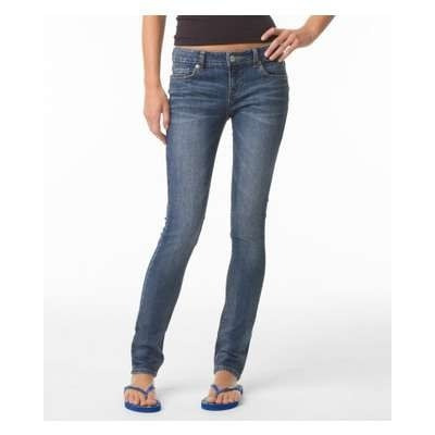 jeans aeropostale bayla skinny nuevo t-22 nuevo original