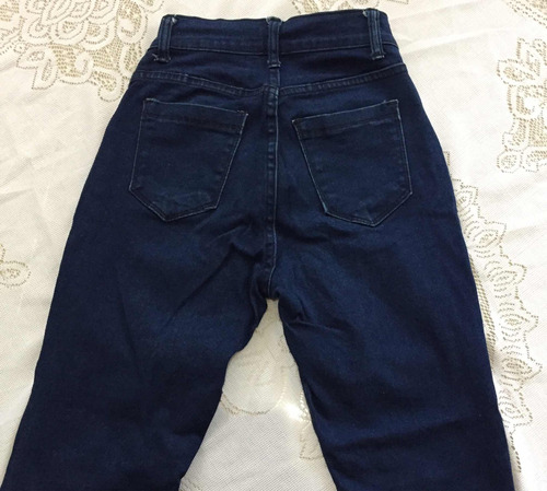 jeans azul moldeador