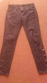 jeans barbados bb2 talla 38 impecables!