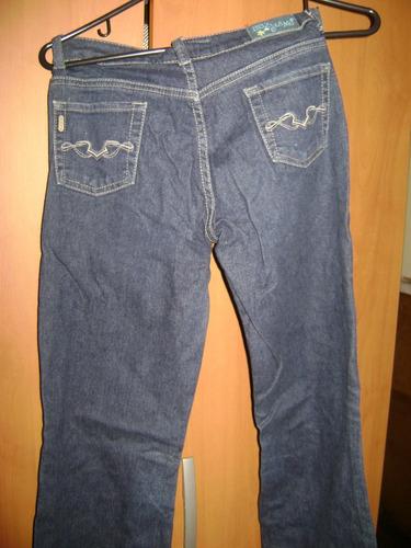 jeans barbados usados impecables talla 36