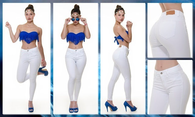 d96a0ad098c1a Jeans Blanco Push Up !!!!!! -   650