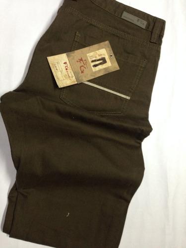 jeans bota tubo