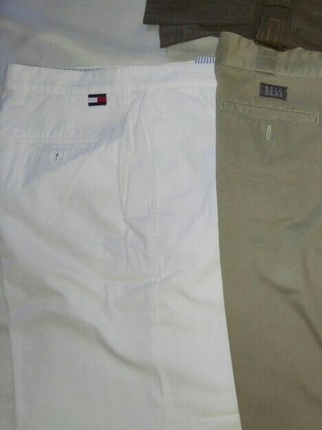 7985ec51ee2 Jeans Caballero 34 Pantalones Tommy Blanco Hombre Pantalon - Bs ...