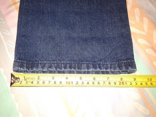 jeans caballero azul wrangler talla 34x32 13mwz golden rope