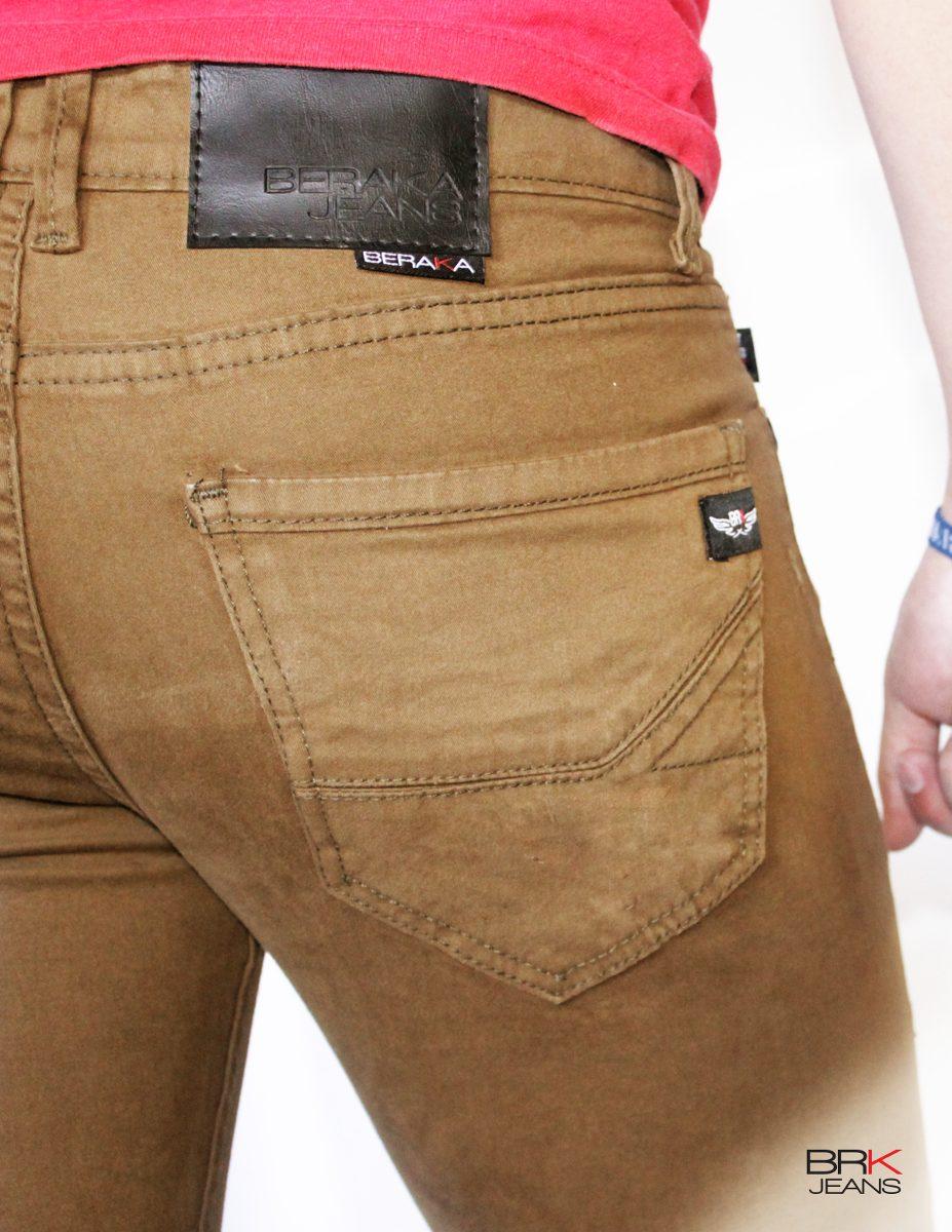 45a47237190a9 Jeans Caballero Corte Skinny Gabardina Colores - Envíogratis ...