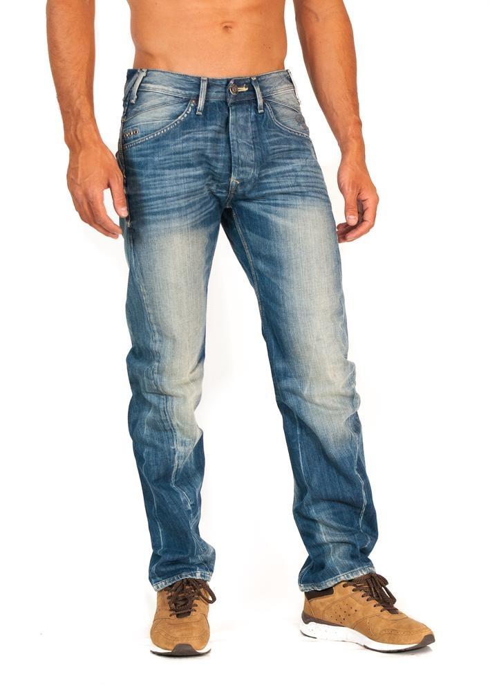 Jeans Caballero Pm201378a562 Rage Mp - $ 649.50 en Mercado Libre