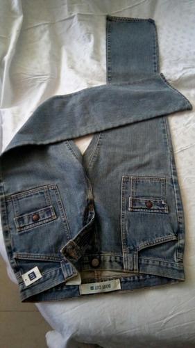 jeans cargo importado gap de mujer talla 8