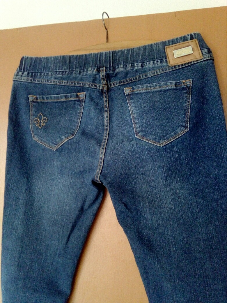 79dacc8f6 Calça Jeans Carmim 44 - R$ 20,00 em Mercado Livre