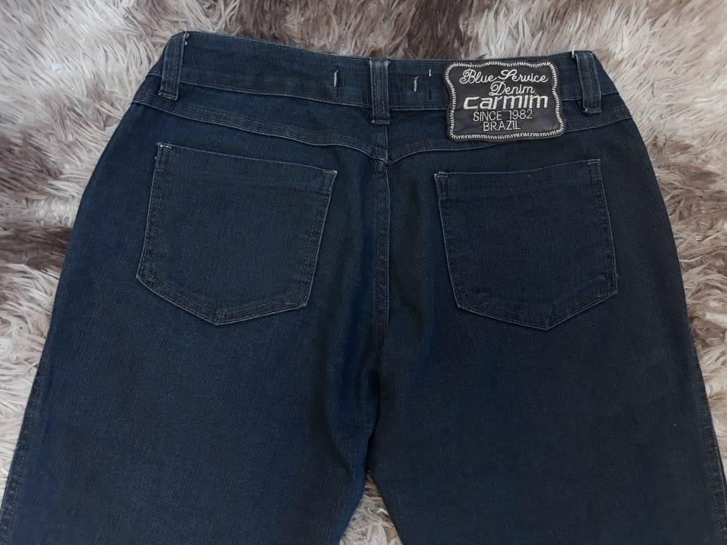 c654e3796 Calça Jeans Carmim Tamanho 44 - R$ 38,00 em Mercado Livre