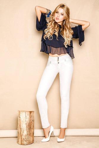 jeans colombianos levanta cola, los originales,!