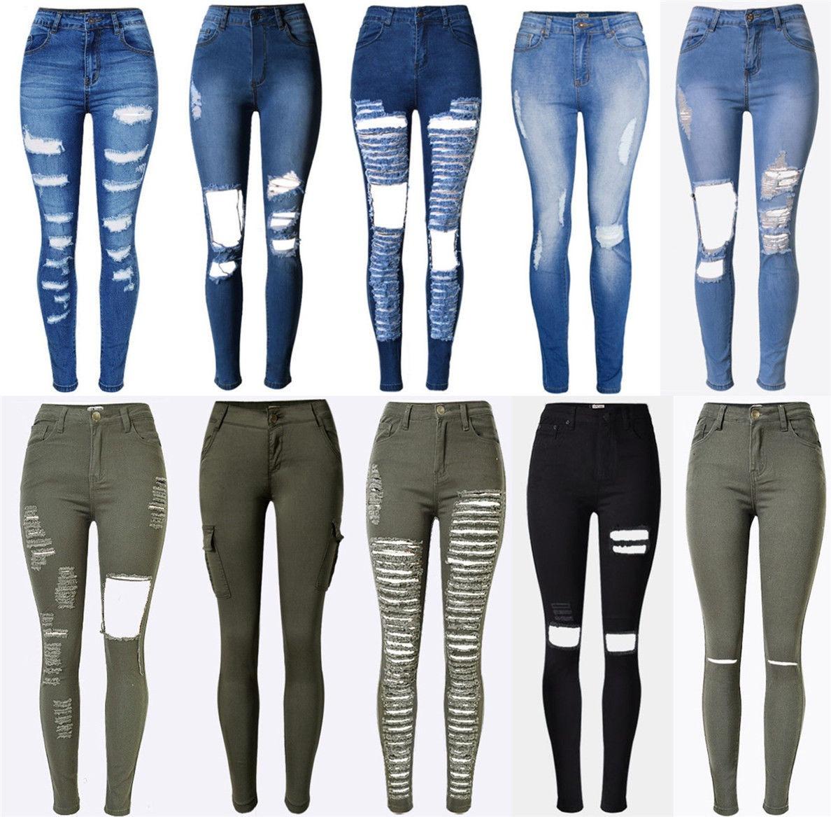 حامض أذن تخرج Jeans Rotos Mujer 2018 Caallenblog Com
