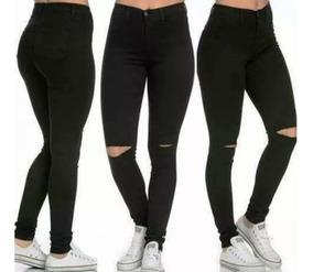 buscar original Página web oficial muchas opciones de Jeans Damas Corte Alto Femenina Ropa - Ropa, Zapatos y ...