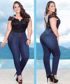 564b60678 Jeans Dama Gorditas / Tallas Plus Grandes