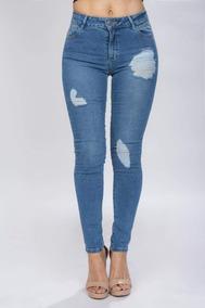 imágenes detalladas 100% de garantía de satisfacción discapacidades estructurales Pantalones Rotos Para Mujer - Pantalones y Jeans de Mujer ...