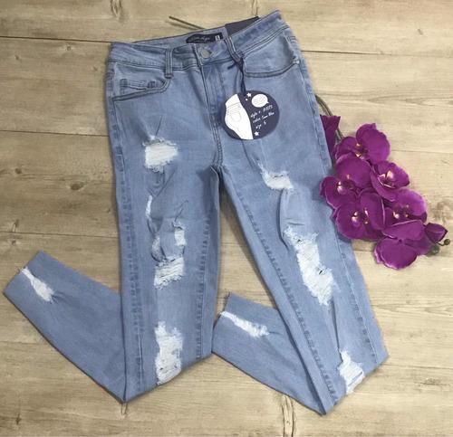 jeans dama solo tallas: 9 11 y 13 americanos
