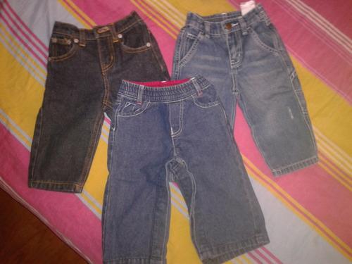 jeans de bebes niños y niñas