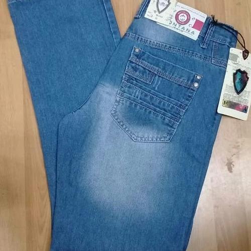 jeans de caballero prelavado - somos tienda fisica
