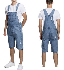 a52c05672 Jeans De Moda Para Hombre Shorts Overoles
