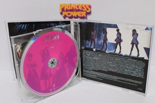 jeans deja vu cd+dvd