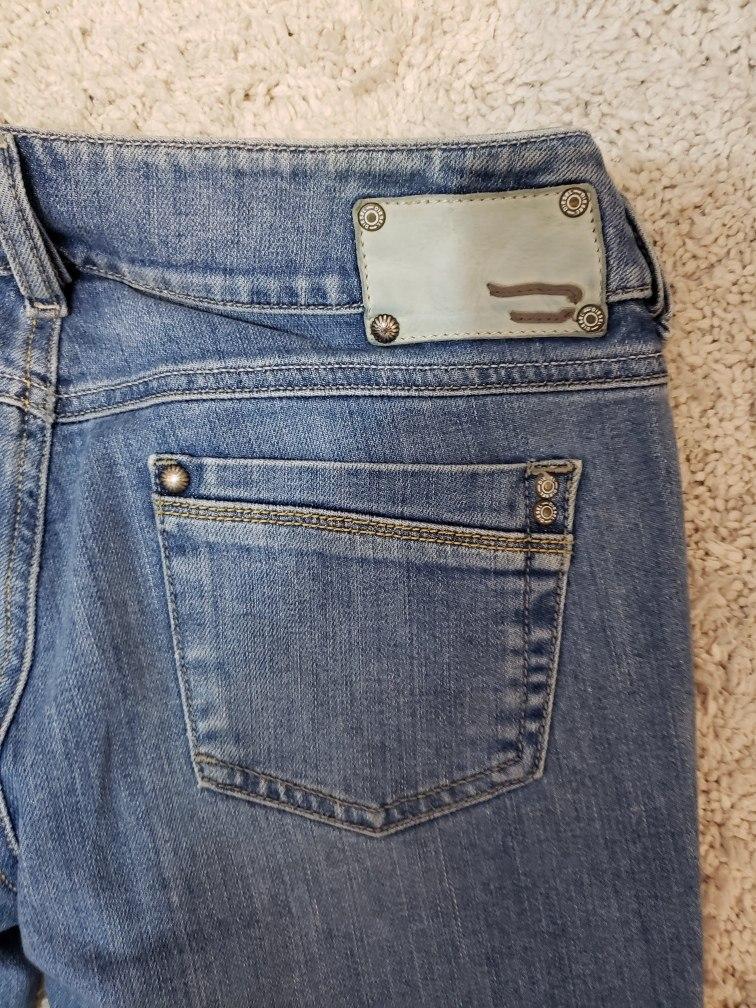 jeans diesel calça. Carregando zoom. 825857d7c23