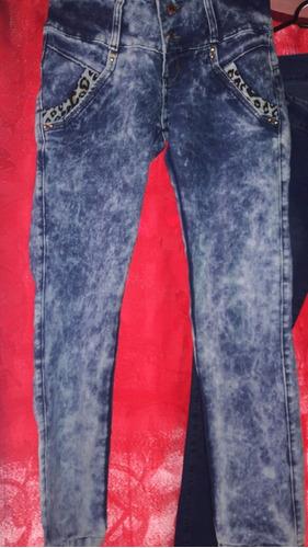jeans elastizados nuevos
