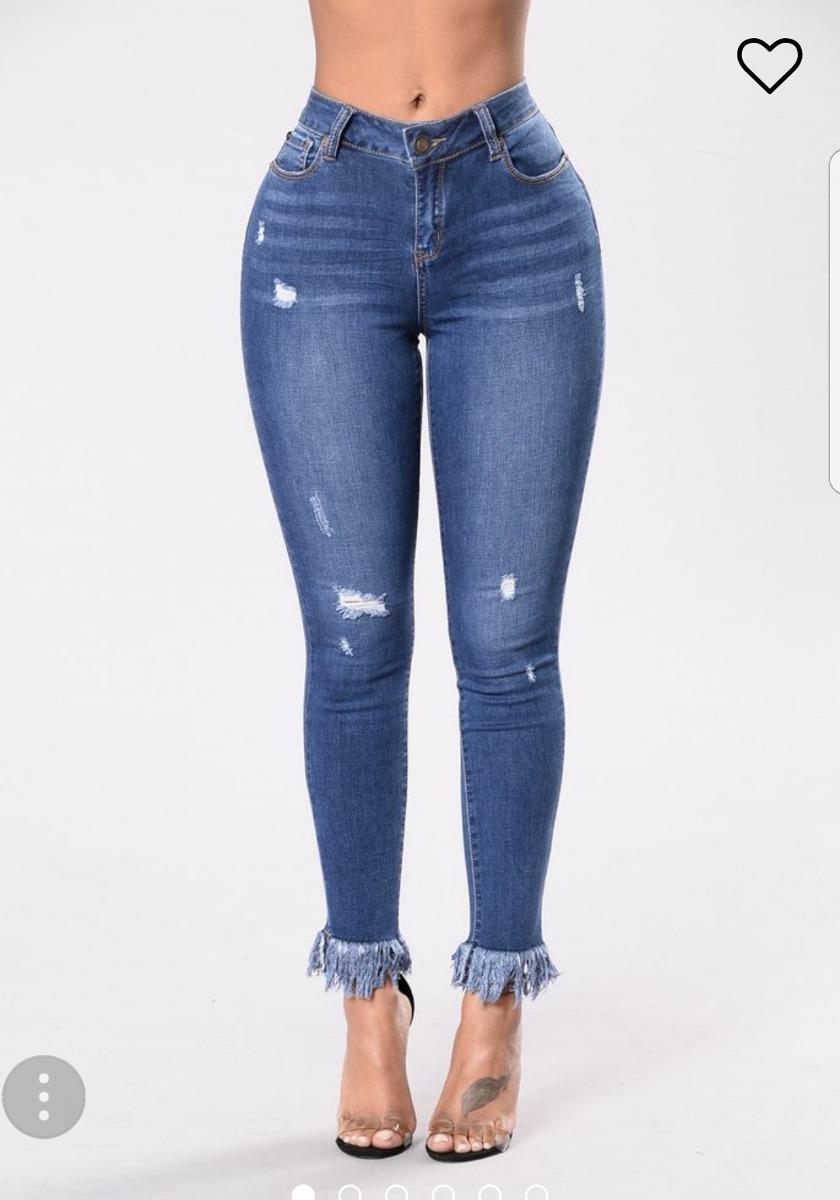 Jeans Fashion Nova 850 00 En Mercado Libre