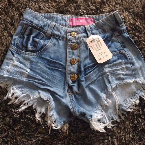 jeans feminino shorts