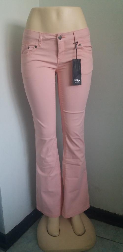 importado zoom exclusivo rosa mujer flare Cargando jeans IqT40Fx 3928e576c56