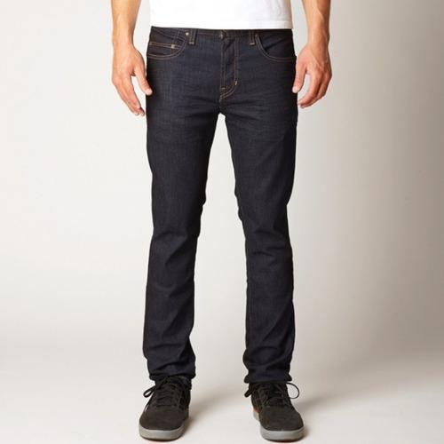 jeans fox racing selecter para hombre lavados usa 32