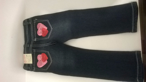 jeans free planet niñas