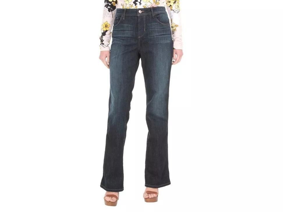 5b4367fb3242e Jeans Guess Corte Campana Azul -   959.00 en Mercado Libre
