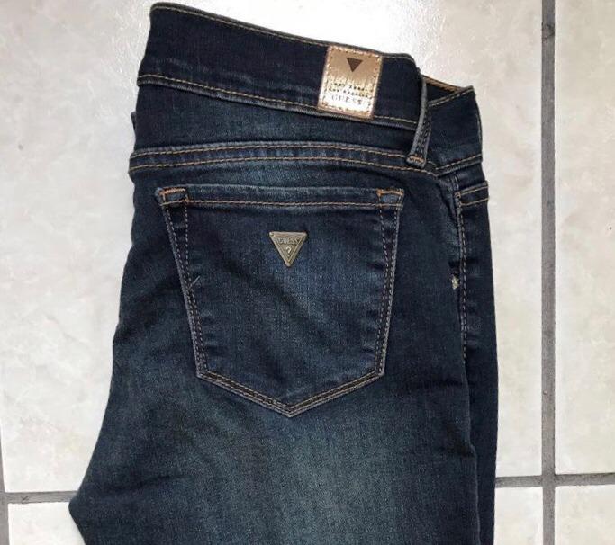 descuento especial llega gran selección de 2019 Jeans Guess Para Dama Originales!!! Envío Gratis Y Msi!!