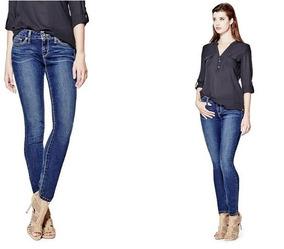 91525b378 Jeans Guess Sienna Curvy Originales Nuevos Envio Gratis