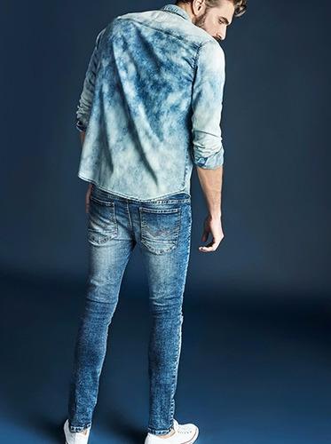 jeans hombre chevignon