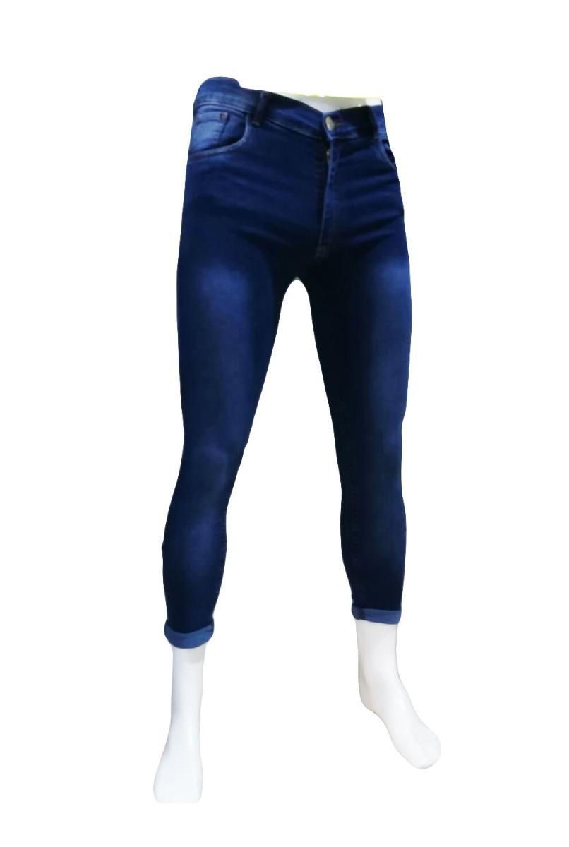 Jeans Hombre Chupin Elastizados Lisos Localizados Karelys -   629 24c2c955ca4b