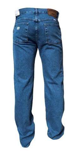 jeans hombre montana clásico wrangler original azul